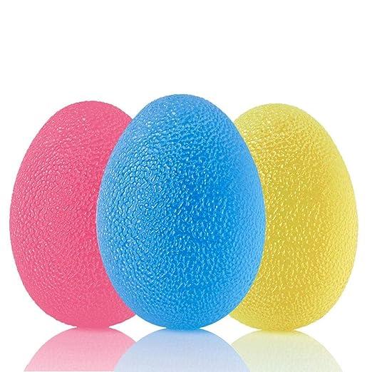 circulor Egg - Pelota antiestrés antiestrés, Pelota de ...