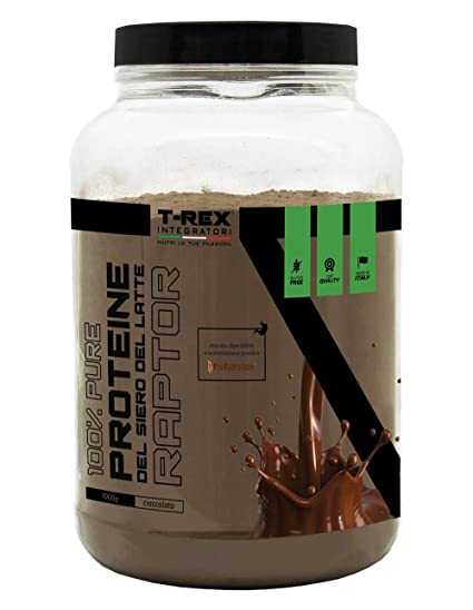 Whey Protein RAPTOR | Proteína de Suero de leche Aislada/Concentrada ...