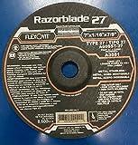 Flexovit A3881 7''X 1/16'' X 7/8 A60SST-27 Cut-Off