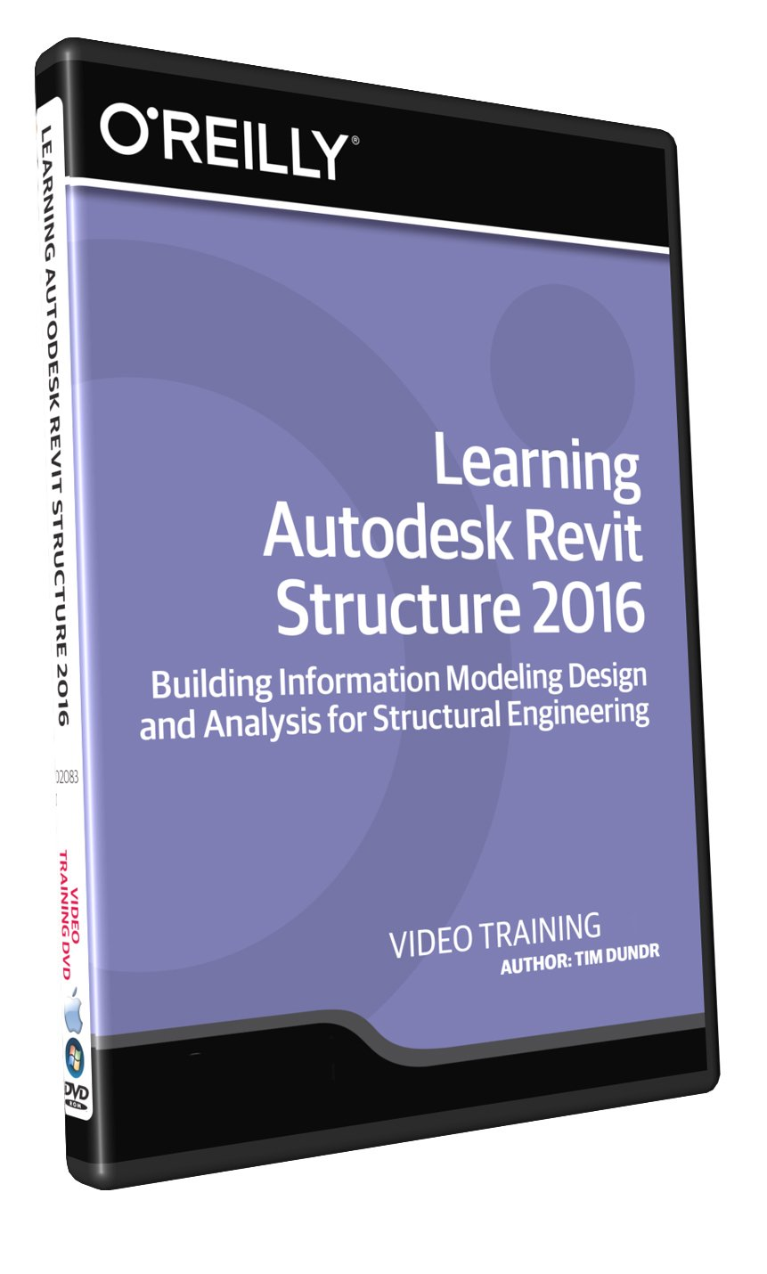 Learning Autodesk Revit Structure 2016 - Training DVD