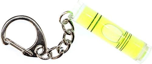 Miniblings Wasserwaage Schlüsselanhänger Waage Wasser Messen Funktioniert Handmade Modeschmuck I I Anhänger Schlüsselring Schlüsselband Keyring Schmuck