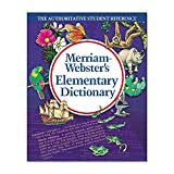 Merriam Webster Hardcover Elementary Dictionary, Grades 3-5 (MER6763)