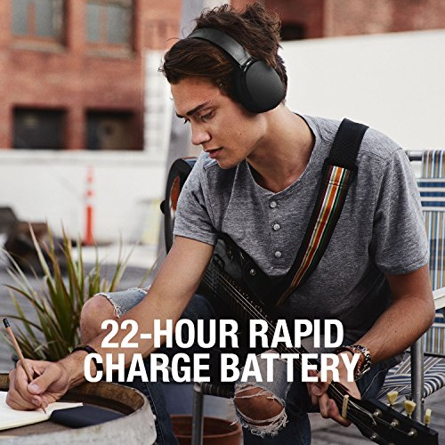 Skullcandy-Hesh-3-Bluetooth-Wireless-Over-Ear-Headphones-with-Microphone-Rapid-Charge-22-Hour-Battery-Foldable-Memory-Foam-Ear-Cushions-for-Comfortable-All-Day-Fit-Black