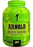 Musclepharma Arnold Schwarzenegger Series Iron Mass- 5 Lbs (Banana Cream)