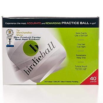 BirdieBall Practice Golf Balls
