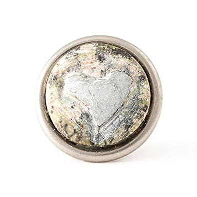 Noosa petite Chunk Guardian Angel - Heart green silver-green agathe ... 0558e030c80