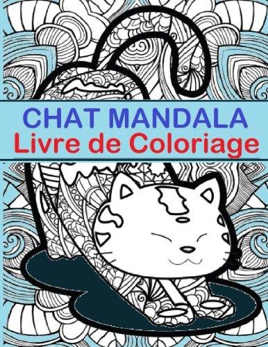 Télécharger Chat Mandala Livre De Coloriage Chat Mandala