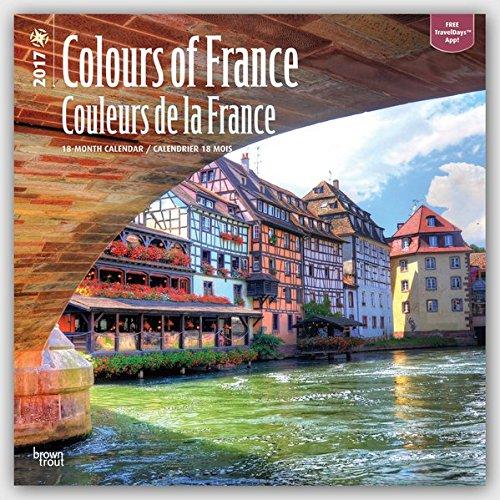 Full Color Weekly (Colours of France - Couleurs de la France 2017 Square)