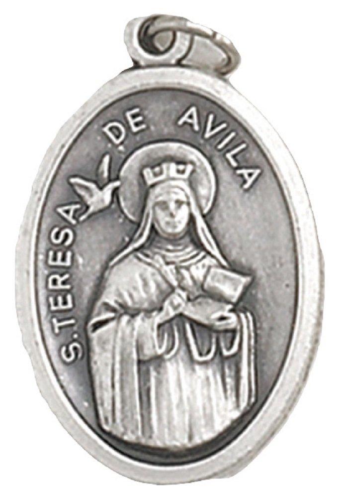 Lumen Mundi St. Teresa of Avila Medal