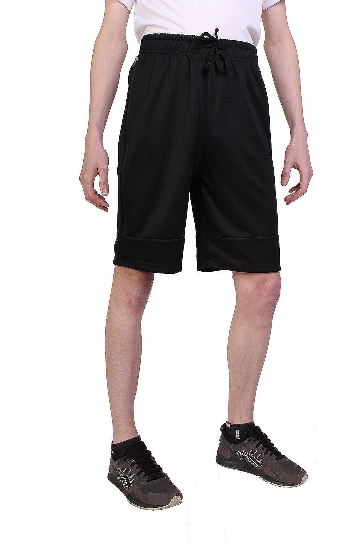 North 15 Tech Fleece Shorts with Side Zipper Pocket