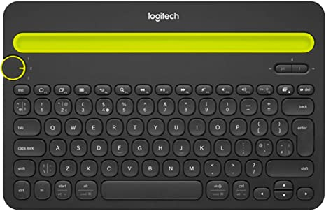 Logitech K480 Teclado Inalámbrico Multidispotivo para Windows ...