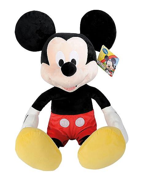 SIMBA 6315878510 - Peluche Minnie con vestido bávaro: Amazon.es: Juguetes y juegos