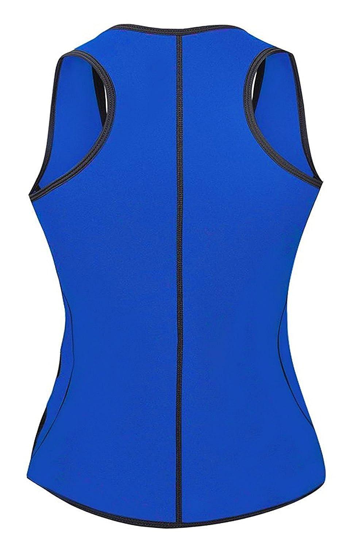 83e92a1ceb4 Camellias Women Neoprene Hot Sweat Sauna Suit Waist Trainer Vest Adjustable  Waist Trimmer Belt Weight Loss larger image