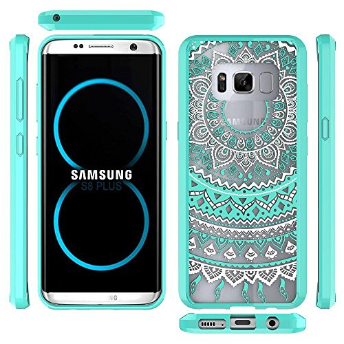 s8-casesamsung-galaxy-s8-case-retro-totem-mandala-floral-pattern-clear-acrylic-pc-hard-back-tpu-sili
