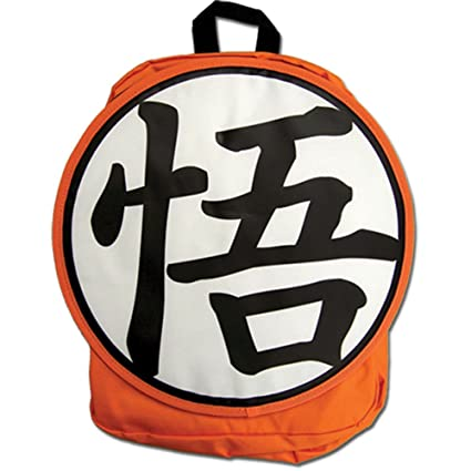 Dragonball Z Dragon Ball Z Roku Standard School Backpack