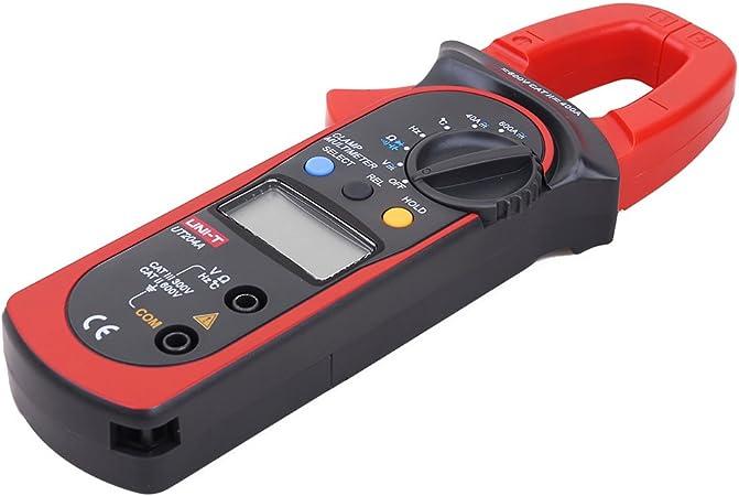Uni T Ut204a Digitaler Hand Zangenmultimeter Multimeter Voltmeter Stromkreisprüfer Gleichstrom Wechselstrom Auto