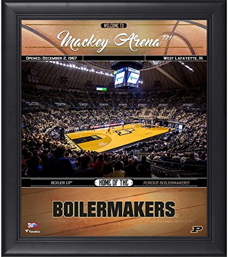 Purdue Boilermakers Framed (Purdue Boilermakers Framed 15