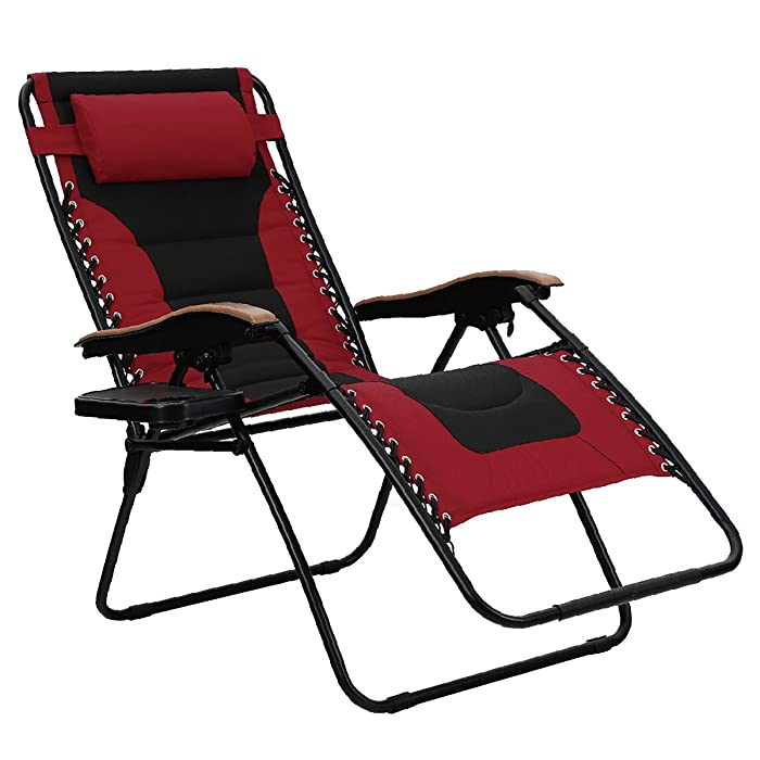 Top 10 Home Xl Zero Gravity Padded Lounger'