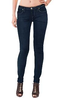 835109bc813 HyBrid   Company Womens Super Stretch Comfy Denim Skinny Jeans at ...
