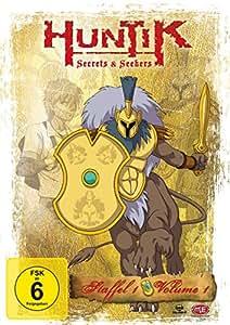 Huntik: Secrets & Seekers, Staffel 1, Volume 1 [Alemania] [DVD]