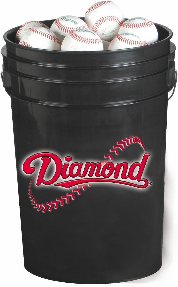 ダイヤモンドバケットB DBX 30バケットコンボ( Includes 30 DBX Practice Baseballs )