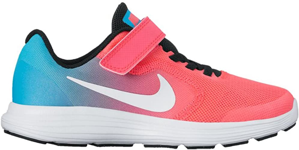 does the nike kids revolution 2 run big or small
