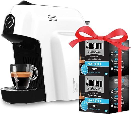 Bialetti - Cafetera expreso Smart para cápsulas de aluminio ...