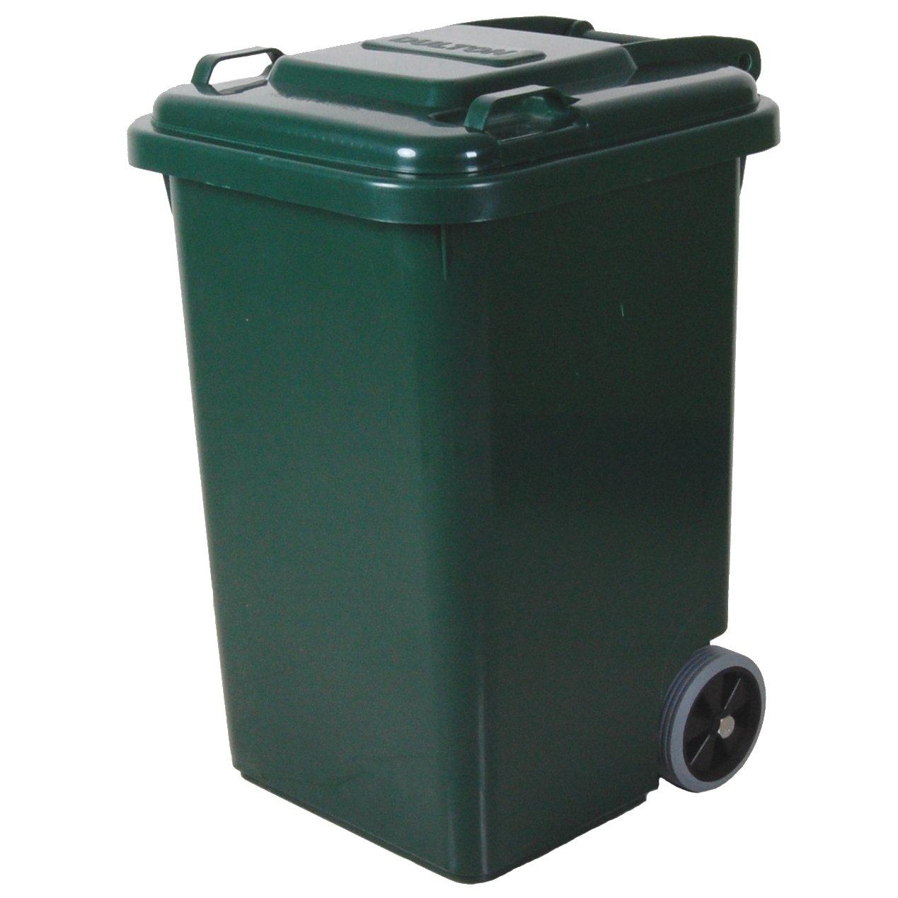 PLASTIC TRASH CAN 45L(グリーン) 100-146 B000O6BHAM