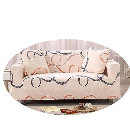 Amazon.com: Stretch Sofa Cover Elastic Funda Sofa Cubre Sofa ...