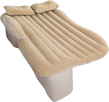 Amazon.com: Colchón hinchable para asiento trasero de ...