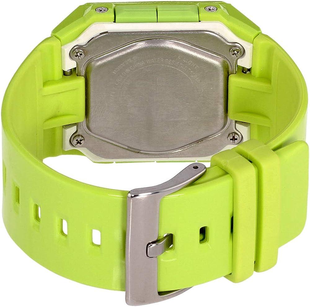 Casio Montre avec Mouvement Quartz Japonais BGA 200 – 3 Lime  WvYRF