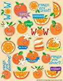 Eureka Orange Stickers, Scented (650918)