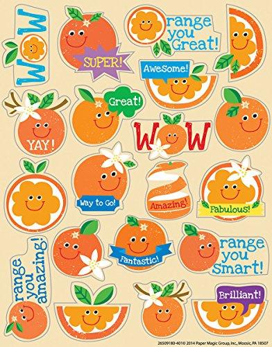 vintage fruit stickers - 8