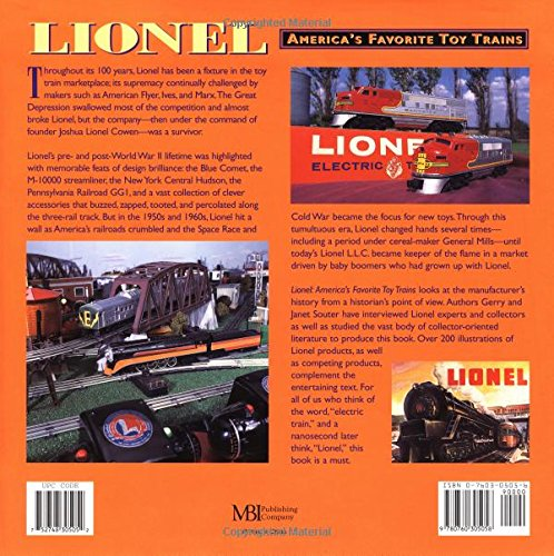 Lionel: Americas Favorite Toy Trains