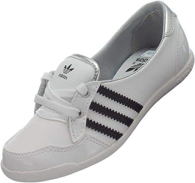 adidas Forum Slipper K - Zapatillas de Material Sintético para ...