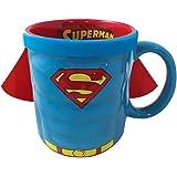 ICUP 7574 DC Superman Molded Caped Mug, Multicolor