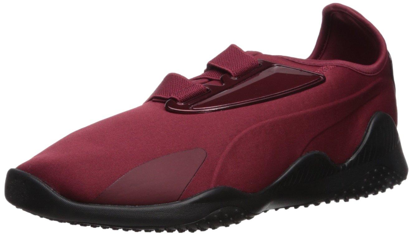 PUMA Mostro Anodized Sneaker B06XW8TX1M 12 M US|Tibetan Red-tibetan Red-puma Black