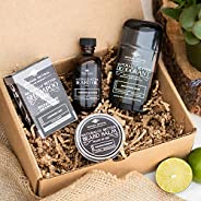 DAYSPA Body Basics - All Natural Beard Care & Grooming Subscription Box: Beard