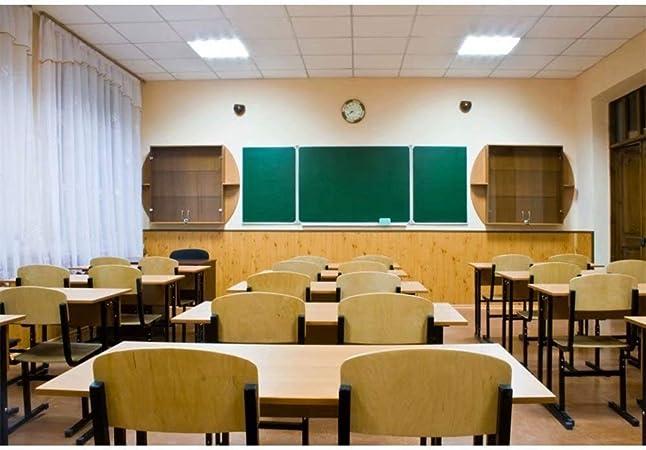 Ofila Schulklassenzimmer Hintergrund Aus Kamera
