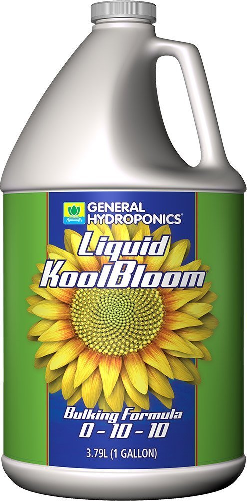 General Hydroponics Liquid KoolBloom for Gardening, 1-Gallon by General Hydroponics