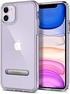 Spigen Ultra Hybrid S Designed for iPhone 11 Case (2019) - Crystal Clear