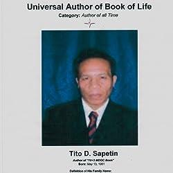 Tito D. Sapetin