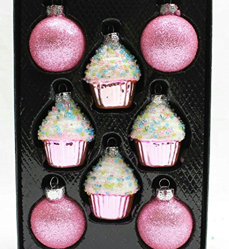 Ballerina Christmas Ornaments