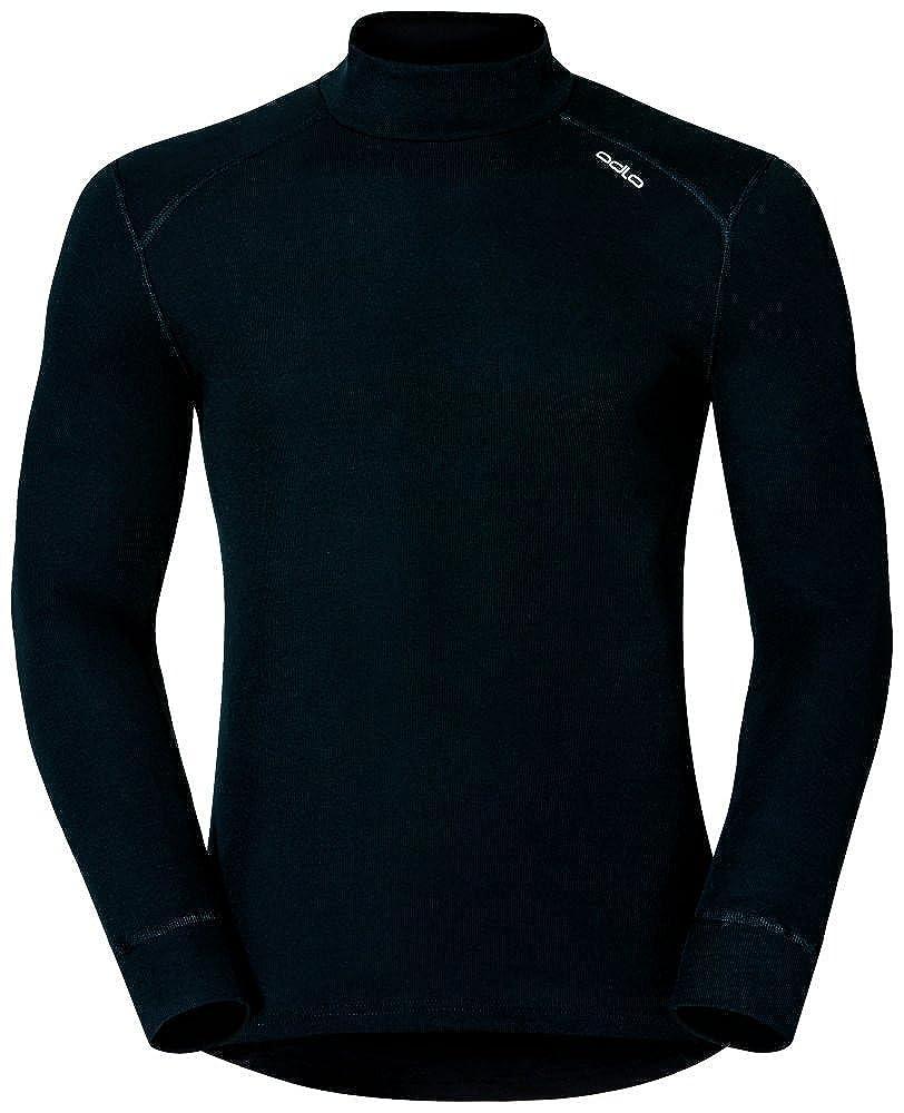 Odlo - Camiseta interior térmica de acampada y senderismo para hombre: Amazon.es: Deportes y aire libre