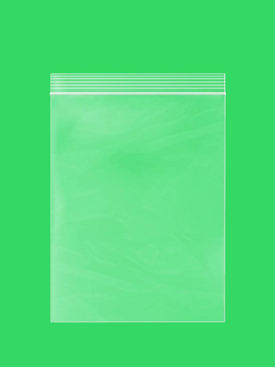 Clear Plastic RECLOSABLE Zip Bags - Limited time trial price Challenge the lowest price of Japan ☆ Bulk Case 8