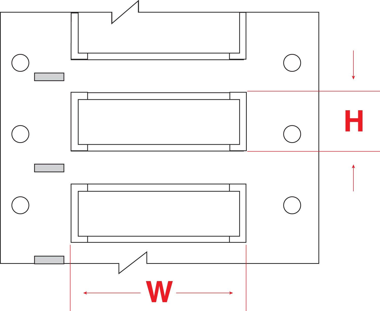 brady hx-1000-2-wt-sc permasleeve wire marking sleeves, 2 00