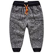 Ian&Sophia Baby Boy's Toddler Child Kids Jogger Sports Pants Sweatpants