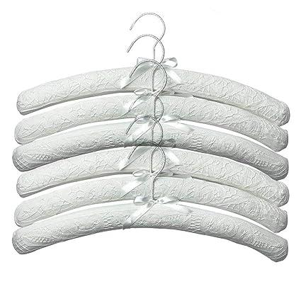 Grucce Per Guardaroba.Swirlcolor Cotone Grucce Appendiabiti Per Guardaroba Casa