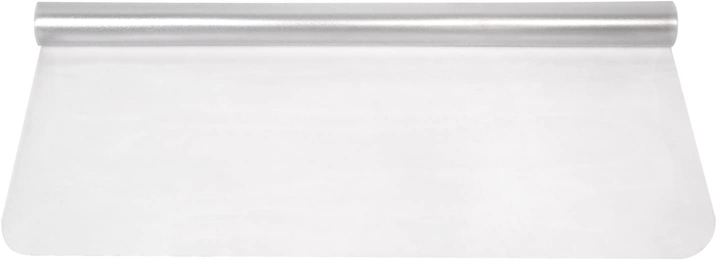 FEMOR Polycarbonat Bodenschutzmatte transparent pvc B/üromatten B/ürostuhlunterlage f/ür Hartb/öden Laminat Transparent 1200 x 900 x 1.5 mm Parkett und Fliesen