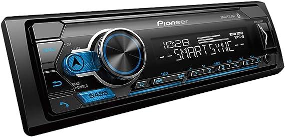 Pioneer MVH-S310BT Single Din Built-In Bluetooth
